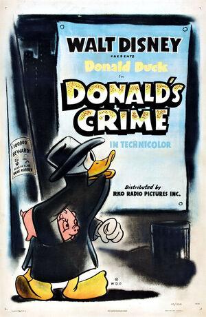 D crime poster