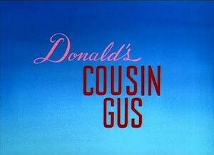 D cousin gus