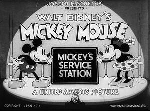D mickeys service station