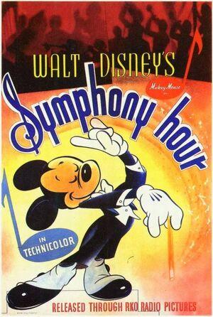 D symphony hour poster