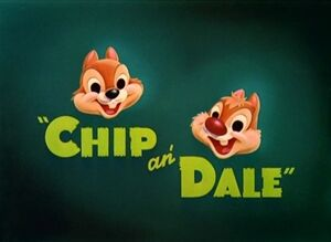 D chip an dale