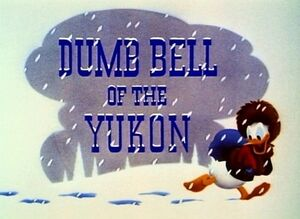 D dumb bell of the yukon