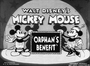 D orphan's benefit