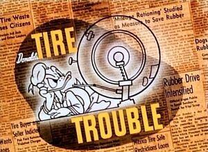 D tire trouble