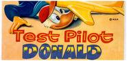 D test pilot donald b