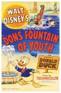 D fountain of youth poster