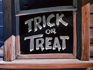 D trick or treat