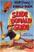 D slide poster