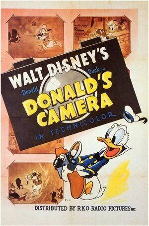 D camera poster
