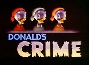 D crime