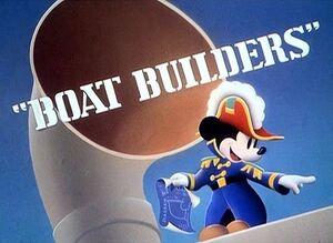 D boat builders