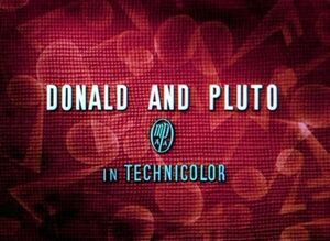 D and pluto