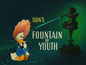 D fountain of youth