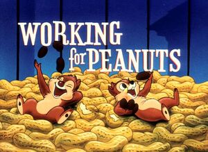 D working for peanuts