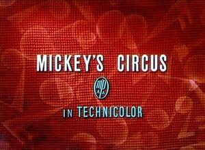 D mickeys circus