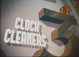 D clock cleaners