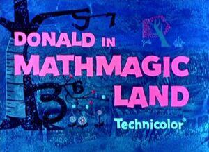D in mathmagic land