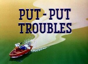 D put put troubles
