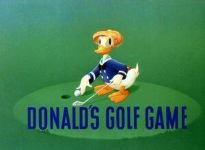 D golf game