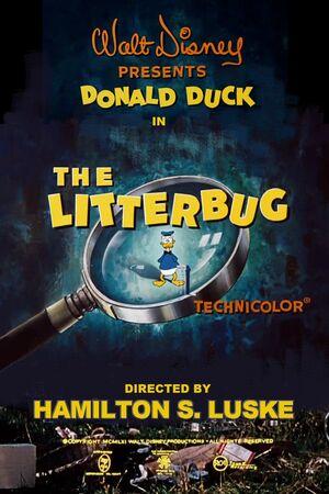 D litterbug poster