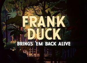 D frank duck