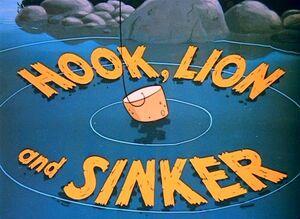 D hook lion