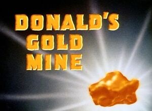 D gold mine