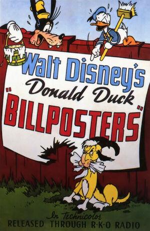D billposters poster