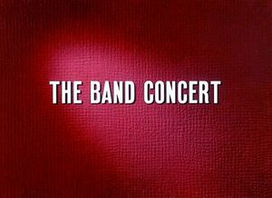 D the band concert