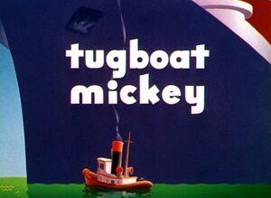 D tugboat mickey