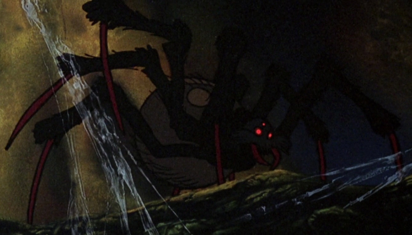 Spider The Secret Of Nimh Don Bluth Wiki Fandom Powered By Wikia