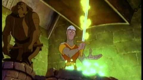 01 Dragon's Lair (1983) complete gameplay