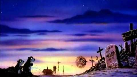 An American Tail Fievel Goes West - Rolling song