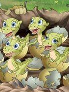 Ducky's Siblings was Kids
