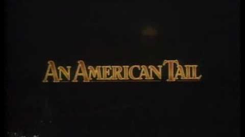 An American Tail trailer