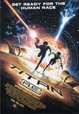 Titan AE One Sheet