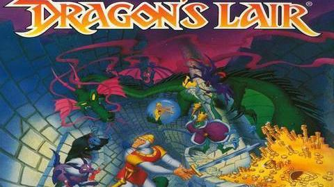 Dragons Lair Opening Intro Trailer