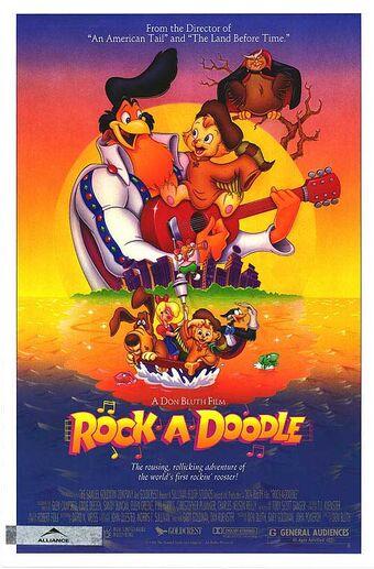 Rock A Doodle Don Bluth Wiki Fandom