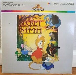 NIMH 1983 Laserd