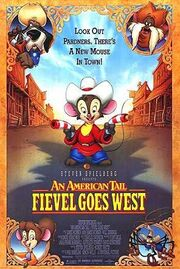American tail fievel goes west