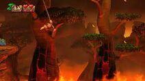 Foresta di fuoco