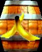 Barril Casca de Banana