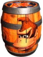 Barril Kong