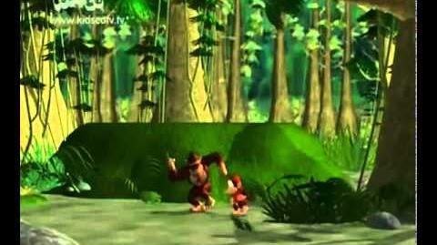 Donkey Kong Country- Best of Enemies Full Episode
