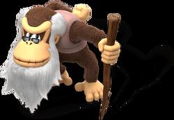 Cranky Kong TF