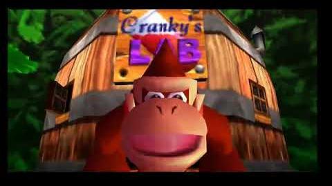 Donkey Kong 64 (Nintendo 64) Gameplay