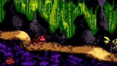 Donkey Kong Country -GBC- - Bouncy Bonanza