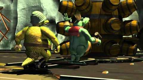 Donkey Kong Country- Barrel Barrel Who's Got The Barrel Full Episode