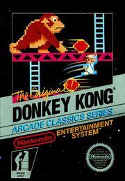 Donkey kong juego