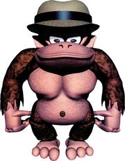 Fedora Kong